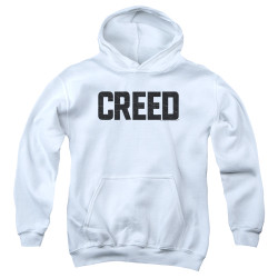 Image for Creed Youth Hoodie - Cracked Logo