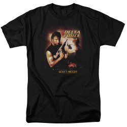 Image for Delta Force T-Shirt - DF2 Poster
