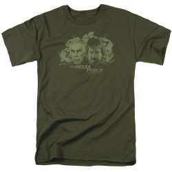 Image for Delta Force T-Shirt - Explosion