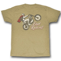 Image for Evel Knievel T-Shirt - Wheelie