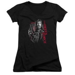 Image for Delta Force Girls V Neck - Black Ops