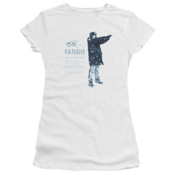Image for Fargo Juniors Premium Bella T-Shirt - This is a True Story