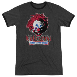 Image for Killer Klowns From Outer Space Ringer - Rough Clown