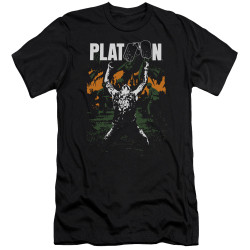 Image for Platoon Premium Canvas Premium Shirt - Graphic