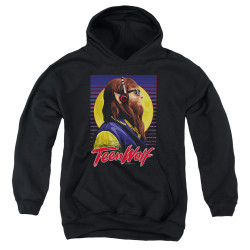 Image for Teen Wolf Youth Hoodie - Headphone Wolf