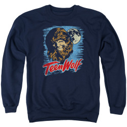 Image for Teen Wolf Crewneck - Wolf Moon