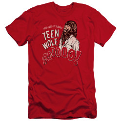 Image for Teen Wolf Premium Canvas Premium Shirt - Animal