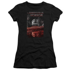 Image for Amityville Horror Juniors Premium Bella T-Shirt - Cold Blood
