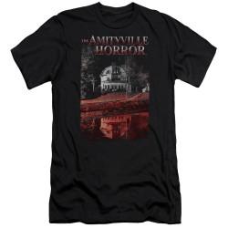 Image for Amityville Horror Premium Canvas Premium Shirt - Cold Blood