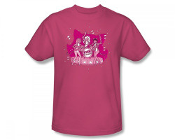 Image for Josie and the Pussycats Kitty Band T-Shirt