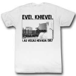 Image for Evel Knievel T-Shirt - 1967