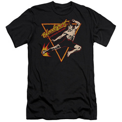 Image for Bloodsport Premium Canvas Premium Shirt - Action Packed