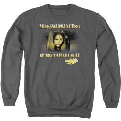 Image for MirrorMask Crewneck - Missing Princess