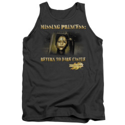 Image for MirrorMask Tank Top - Missing Princess