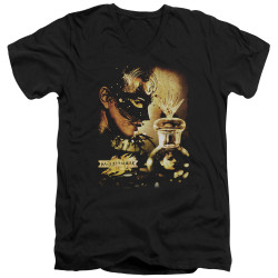 Image for MirrorMask V Neck T-Shirt - Trapped