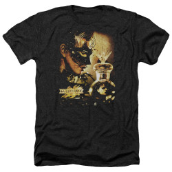 Image for MirrorMask Heather T-Shirt - Trapped
