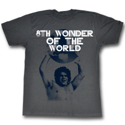 Image for Andre the Giant T-Shirt - 8th Wonder