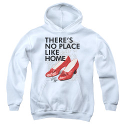 Image for The Wizard of Oz Youth Hoodie - No Place Like Home