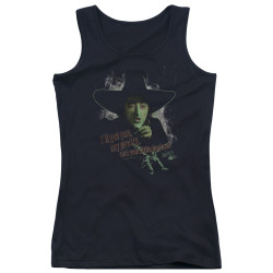 Image for The Wizard of Oz Girls Tank Top - You and Your Little Dog Toto Too