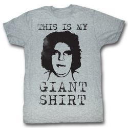 Image for Andre the Giant T-Shirt - This is My Giant Shirt