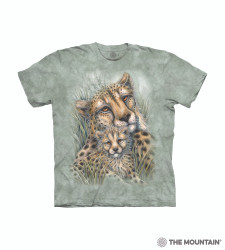 Image for The Mountain T-Shirt - Cheetahs