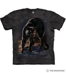 Image for The Mountain T-Shirt - Panther Portrait
