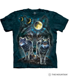 Image for The Mountain T-Shirt - Northstar Wolves