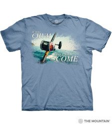 Image for The Mountain T-Shirt - Chum They Come