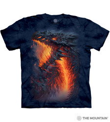 Image for The Mountain T-Shirt - Lavaborn