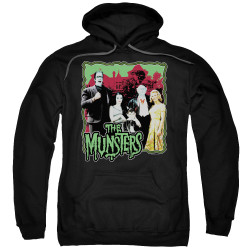 Image for The Munsters Hoodie - Normal Family