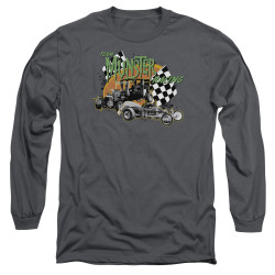 Image for The Munsters Long Sleeve T-Shirt - Munsters Racing