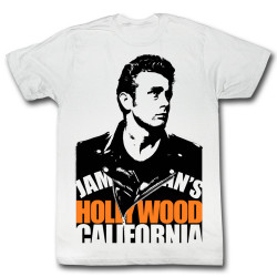 Image for James Dean T-Shirt - Hollywood