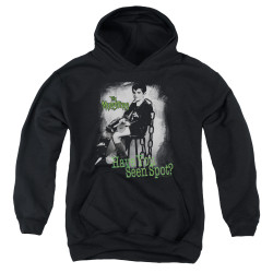 Image for The Munsters Youth Hoodie - Have You Seen Spot?