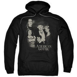 Image for The Munsters Hoodie - American Gothic