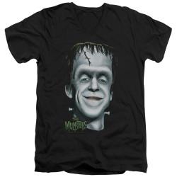 Image for The Munsters T-Shirt - V Neck - Hermans Head