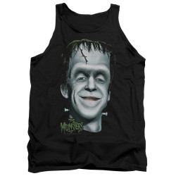 Image for The Munsters Tank Top - Hermans Head
