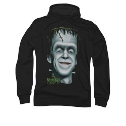 Image for The Munsters Hoodie - Hermans Head