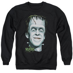Image for The Munsters Crewneck - Hermans Head