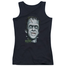 Image for The Munsters Girls Tank Top - Hermans Head