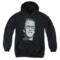 Image for The Munsters Youth Hoodie - Hermans Head