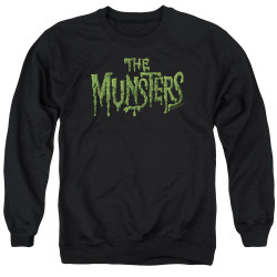 Image for The Munsters Crewneck - Distress Logo