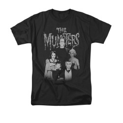 Image for The Munsters T-Shirt - Family Portrait