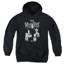 Image for The Munsters Youth Hoodie - Family Portrait