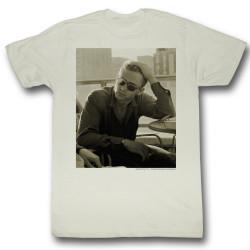 Image for James Dean T-Shirt - Sunglasses