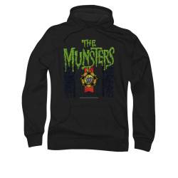 Image for The Munsters Hoodie - 50 Year Logo