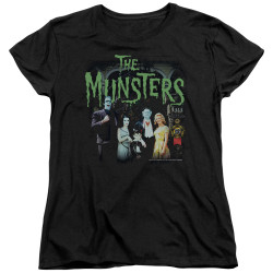 Image for The Munsters Woman's T-Shirt - 1313 50 Years