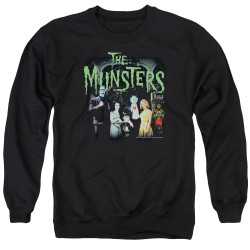 Image for The Munsters Crewneck - 1313 50 Years