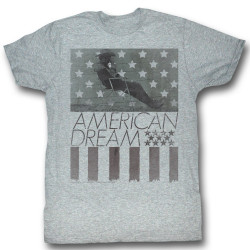 Image for James Dean T-Shirt - Woo American Dream