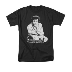 Image for Columbo T-Shirt - Title