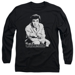 Image for Columbo Long Sleeve T-Shirt - Title